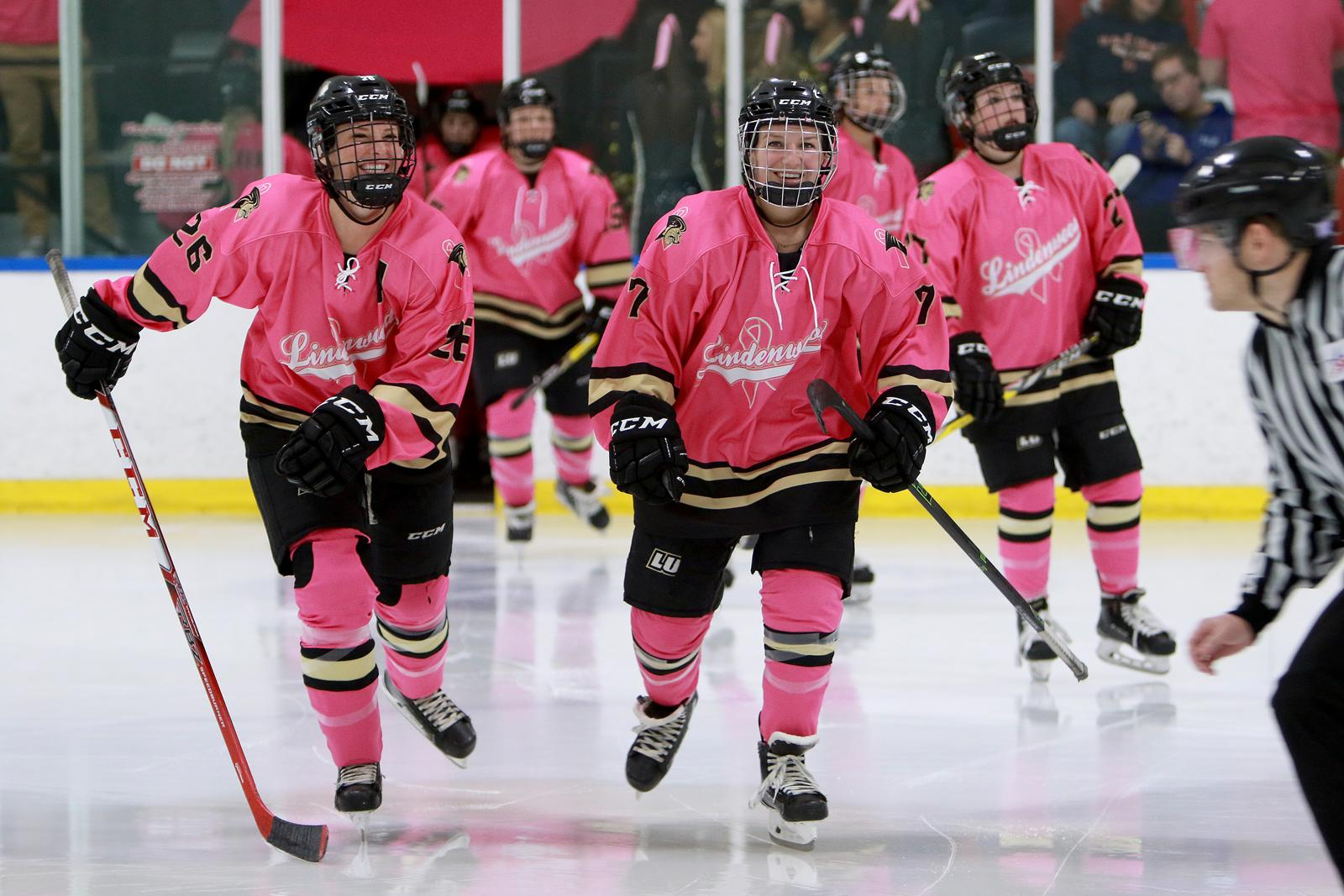 Cha Tournament Begins Thursday In Buffalo N Y For Women S Hockey