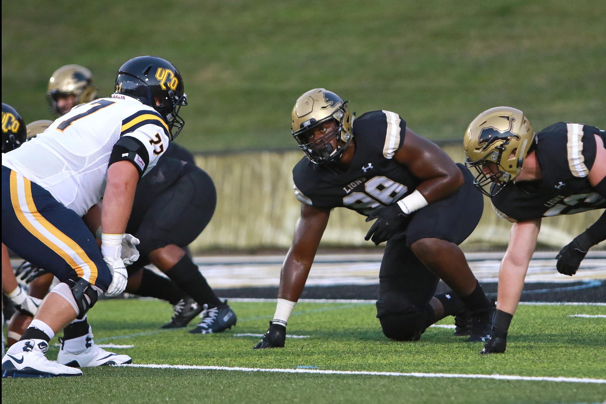 Harris Signs with Chicago Bears - Lindenwood University
