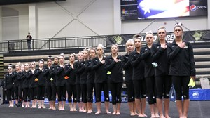 Franklin of Women's Gymnastics Reflects on NCAA Experience